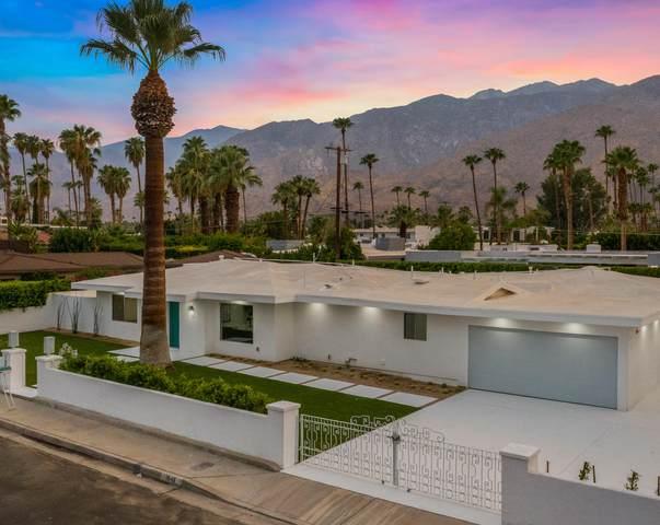1647 S Calle Marcus, Palm Springs, CA 92264 (MLS #219051511) :: The Jelmberg Team