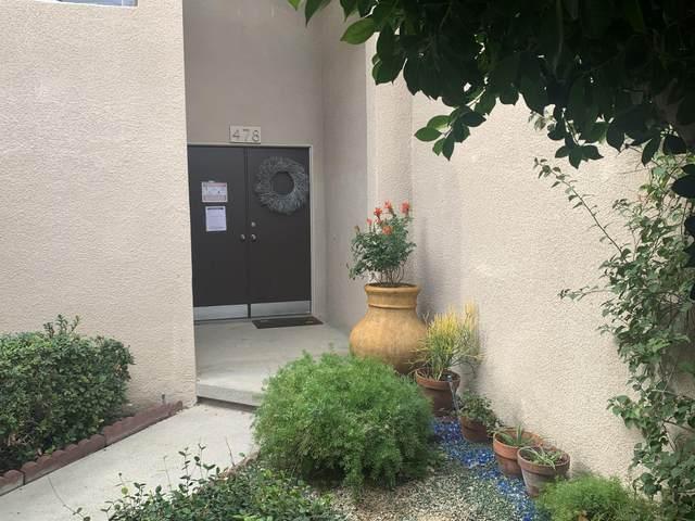 478 E Club Drive, Palm Springs, CA 92262 (#219051609) :: The Pratt Group