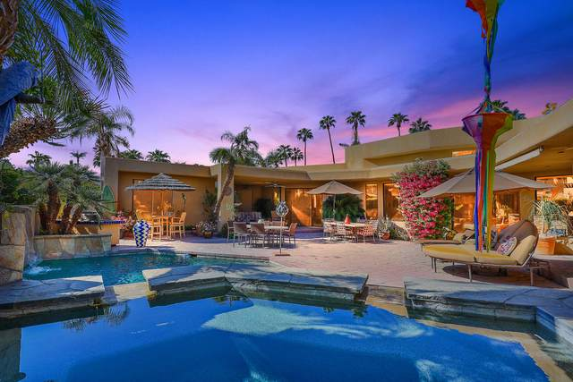 45625 Apache Road, Indian Wells, CA 92210 (MLS #219051738) :: Zwemmer Realty Group