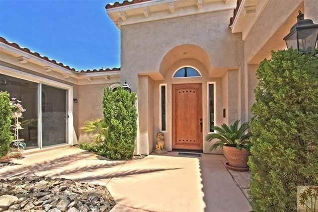 46 Toscana Way, Rancho Mirage, CA 92270 (MLS #219052208) :: Zwemmer Realty Group