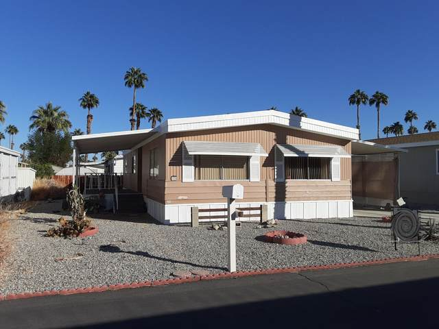 355 Trading Post, Cathedral City, CA 92234 (MLS #219052441) :: The Jelmberg Team