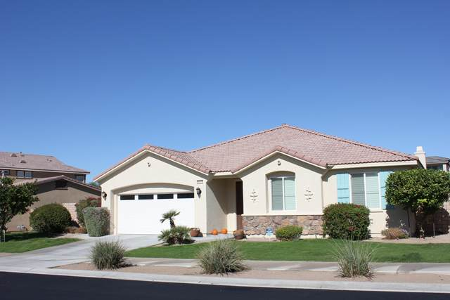84370 Onda Drive, Indio, CA 92203 (MLS #219052456) :: The Jelmberg Team