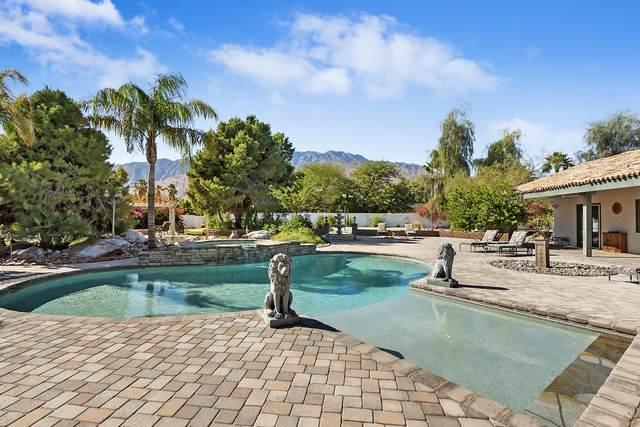 2875 E Baristo Road, Palm Springs, CA 92262 (MLS #219053069) :: The Jelmberg Team