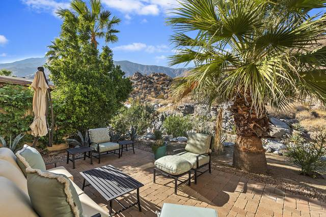 252 Canyon Circle, Palm Springs, CA 92264 (MLS #219053077) :: The Jelmberg Team