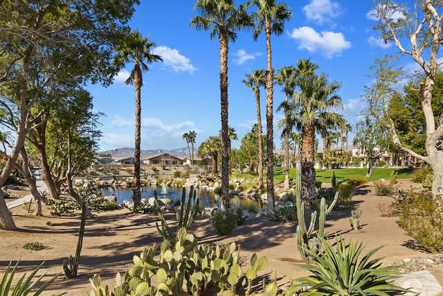 65565 Acoma Avenue #134, Desert Hot Springs, CA 92240 (MLS #219053295) :: The Jelmberg Team