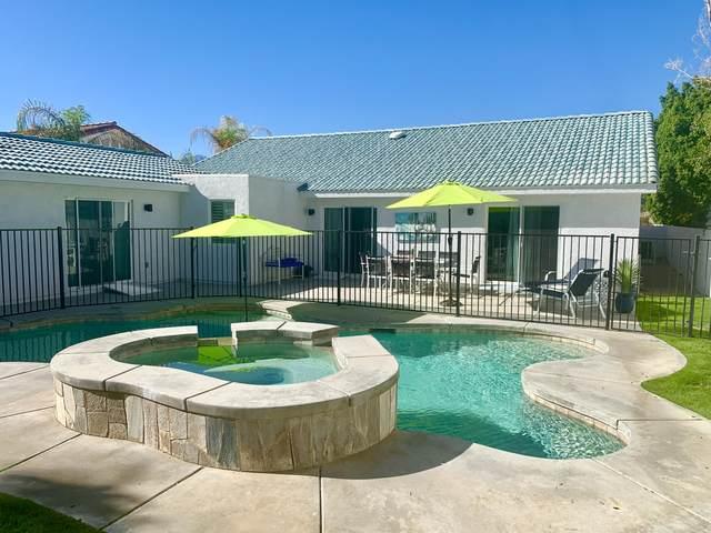 30950 Avenida Del Yermo, Cathedral City, CA 92234 (MLS #219053318) :: Mark Wise | Bennion Deville Homes