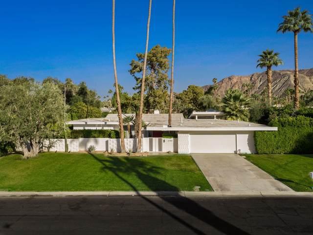 2380 S Calle Palo Fierro, Palm Springs, CA 92264 (MLS #219053560) :: Hacienda Agency Inc