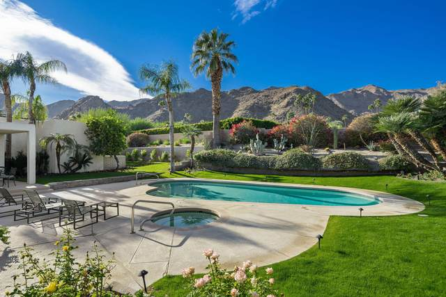 70551 Placerville Road, Rancho Mirage, CA 92270 (MLS #219053580) :: The John Jay Group - Bennion Deville Homes