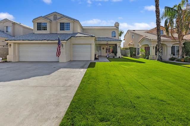 75595 Dempsey Drive, Palm Desert, CA 92211 (MLS #219053736) :: The Jelmberg Team