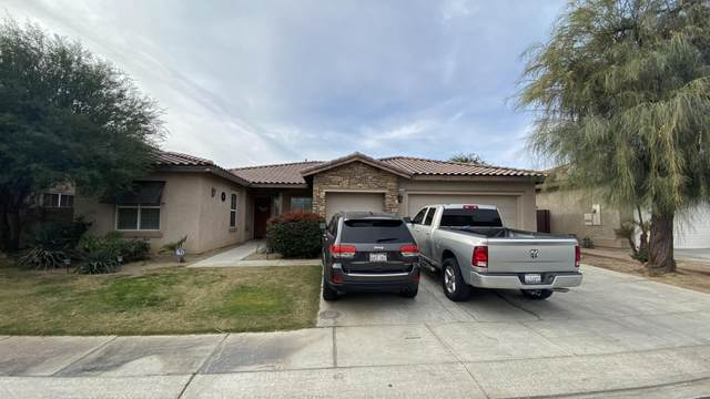 41151 Corte Nella Vita, Indio, CA 92203 (MLS #219055184) :: Desert Area Homes For Sale