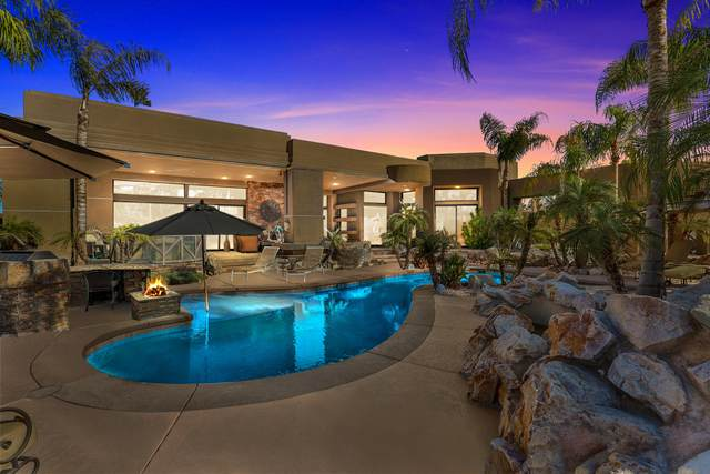 2 Calle Claire, Palm Desert, CA 92260 (MLS #219055613) :: Zwemmer Realty Group