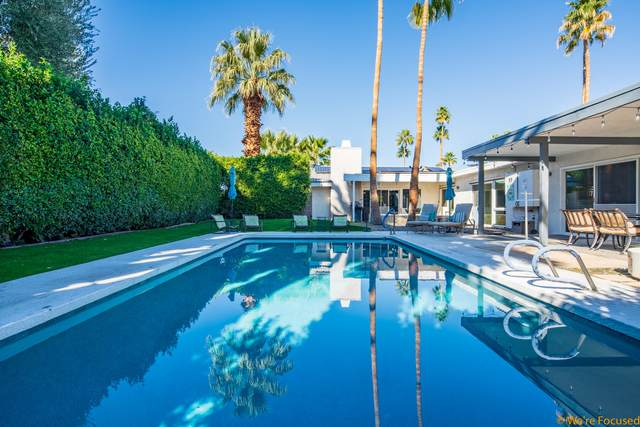 503 N Lujo Circle, Palm Springs, CA 92262 (MLS #219055808) :: Brad Schmett Real Estate Group