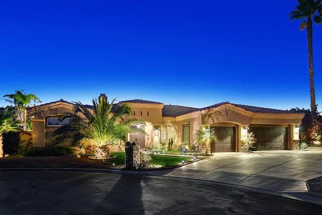 1 Adria Circle, Palm Desert, CA 92211 (MLS #219055832) :: Hacienda Agency Inc