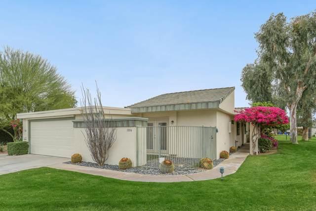 1006 St Thomas Circle, Palm Springs, CA 92264 (#219055922) :: The Pratt Group