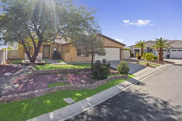 64033 Olympic Mountain Avenue, Desert Hot Springs, CA 92240 (MLS #219055977) :: KUD Properties