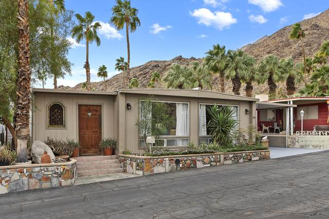 407 Onyx, Palm Springs, CA 92264 (MLS #219055982) :: Mark Wise | Bennion Deville Homes