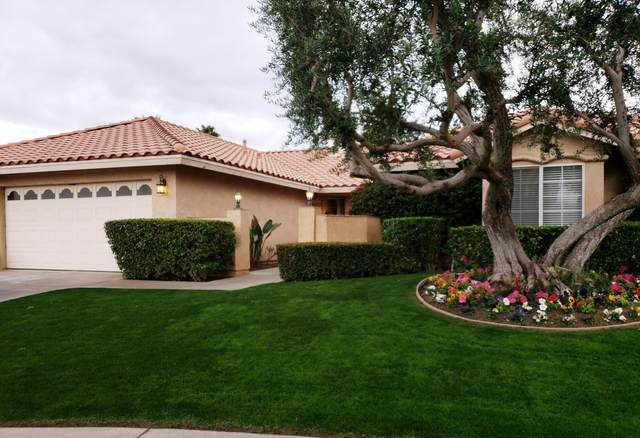 38969 Palace Drive, Palm Desert, CA 92211 (MLS #219056016) :: Hacienda Agency Inc