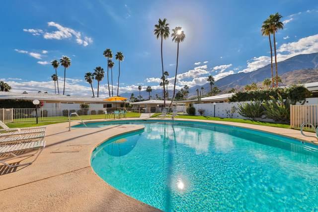 2250 S Calle Palo Fierro, Palm Springs, CA 92264 (#219056025) :: The Pratt Group