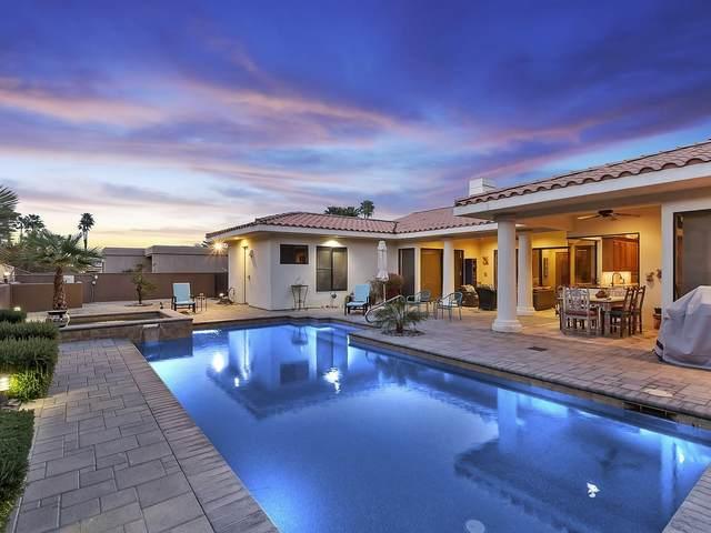 48571 N View Drive, Palm Desert, CA 92260 (MLS #219058232) :: Hacienda Agency Inc