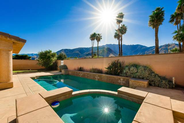 2890 N De Anza Road, Palm Springs, CA 92262 (MLS #219058529) :: The Jelmberg Team