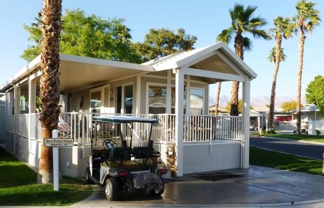 84136 Avenue 44, #569 #569, Indio, CA 92203 (MLS #219058554) :: The John Jay Group - Bennion Deville Homes