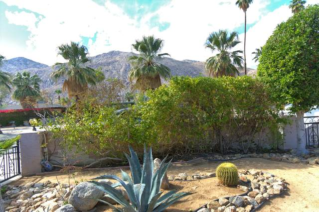666 S Indian Trail, Palm Springs, CA 92264 (MLS #219058722) :: Desert Area Homes For Sale