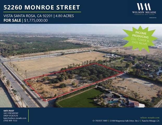 52260 Monroe Street, Indio, CA 92201 (MLS #219058732) :: Desert Area Homes For Sale