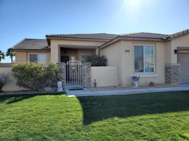 81203 Avenida Gonzales, Indio, CA 92201 (MLS #219058757) :: Desert Area Homes For Sale