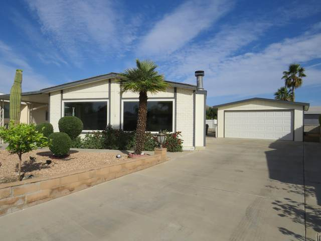 38060 Cabin Circle, Palm Desert, CA 92260 (MLS #219059348) :: The John Jay Group - Bennion Deville Homes
