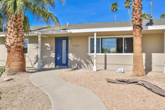 43005 Warner Trail, Palm Desert, CA 92211 (MLS #219059422) :: The Jelmberg Team