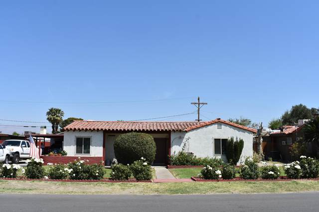 45162 Elm Street, Indio, CA 92201 (MLS #219060267) :: The Jelmberg Team