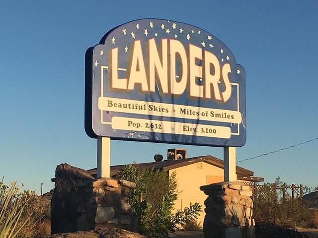 56640 Habanera Road, Landers, CA 92284 (#219060455) :: The Pratt Group
