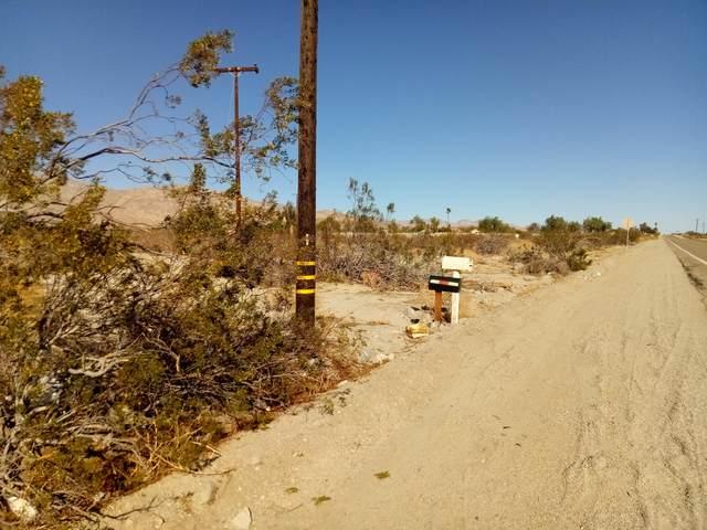 4.94 Acres Dillon Road, Desert Hot Springs, CA 92241 (#219060534) :: The Pratt Group