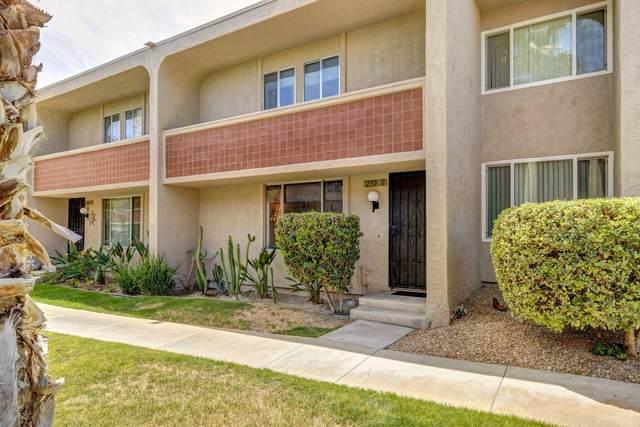 250 E Via Escuela, Palm Springs, CA 92262 (MLS #219060596) :: Desert Area Homes For Sale