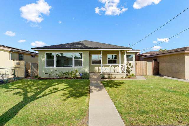 11908 Freeman Avenue, Hawthorne, CA 90250 (#219061314) :: The Pratt Group