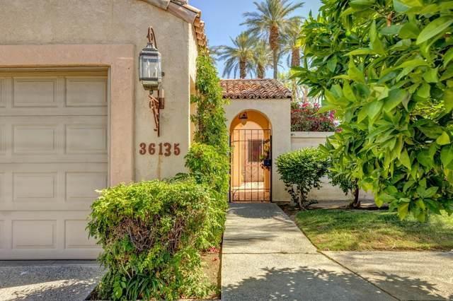 36135 Avenida De Las Montanas, Cathedral City, CA 92234 (#219061620) :: The Pratt Group
