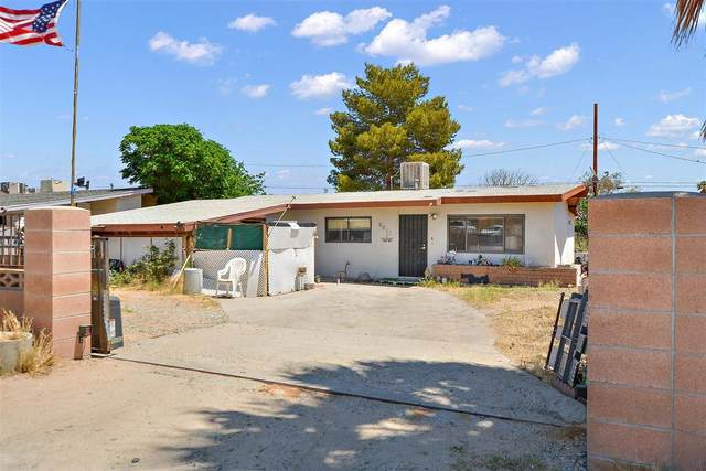 6063 Mojave Avenue, 29 Palms, CA 92277 (MLS #219061721) :: The John Jay Group - Bennion Deville Homes