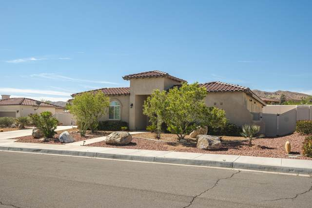 56159 Mountain View Trail, Yucca Valley, CA 92284 (MLS #219061726) :: The John Jay Group - Bennion Deville Homes