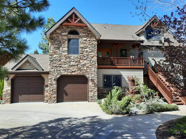 117 Marina Point Drive, Big Bear Lake, CA 92315 (MLS #219061885) :: The John Jay Group - Bennion Deville Homes