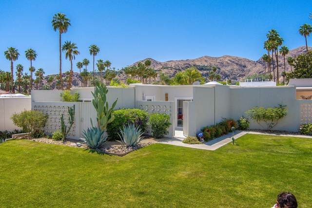 1848 Sandcliff Road, Palm Springs, CA 92264 (MLS #219061934) :: Desert Area Homes For Sale