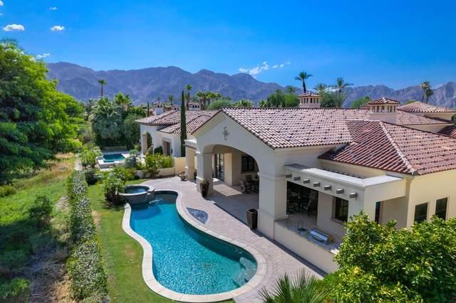 78451 Deacon Drive, La Quinta, CA 92253 (MLS #219061958) :: Zwemmer Realty Group