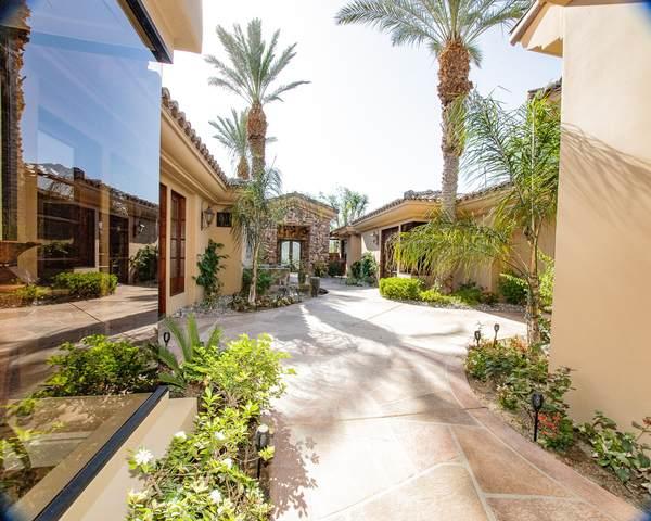 57750 Troon Way, La Quinta, CA 92253 (MLS #219062018) :: The Jelmberg Team