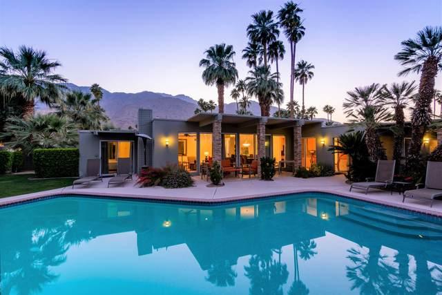 2370 S Alhambra Drive, Palm Springs, CA 92264 (MLS #219062038) :: KUD Properties