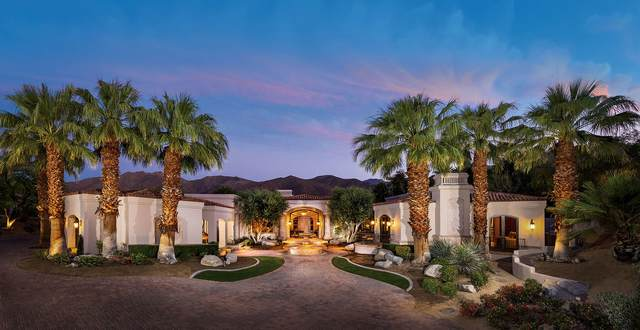 307 Canyon Drive, Palm Desert, CA 92260 (#219062253) :: The Pratt Group