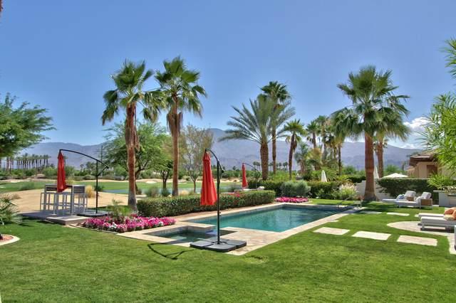 81555 Tiburon Drive, La Quinta, CA 92253 (MLS #219062324) :: The Sandi Phillips Team