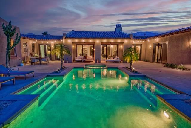 1044 Monte Verde, Palm Springs, CA 92264 (MLS #219062400) :: Brad Schmett Real Estate Group