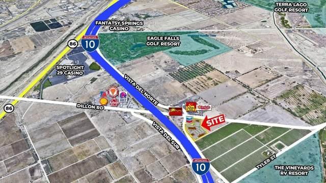 0 I-10 & Dillon Rd, Coachella, CA 92236 (MLS #219062760) :: Hacienda Agency Inc