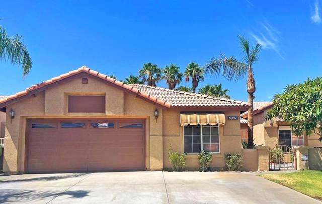 78720 Sanita Drive, La Quinta, CA 92253 (MLS #219062798) :: KUD Properties