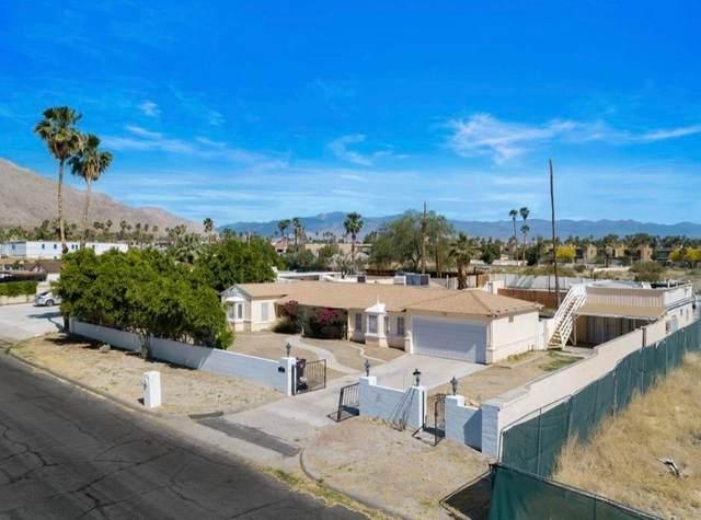 200 W Via Olivera, Palm Springs, CA 92262 (MLS #219062948) :: Desert Area Homes For Sale