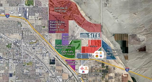 0 Dillon Rd, Coachella, CA 92236 (MLS #219063088) :: Hacienda Agency Inc